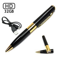 Being Trendy 32 GB Expandable Spy Pen Camera