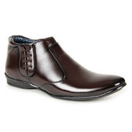Bacca bucci Formal Shoes - Brown-3274