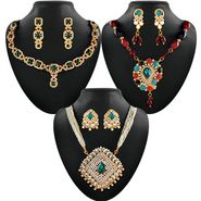 Set Of 3 Bel-en-Teno Necklace Set