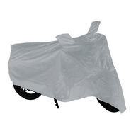 Bike Body Cover for TVS Star City - Silver