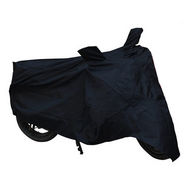Bike Body Cover for Hero Splendor PRO - Black