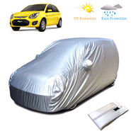Body Cover for Ford Figo - Silver