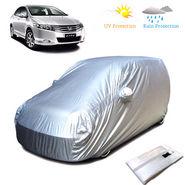 Body Cover for Honda City - Silver