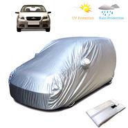 Body Cover for Maruti Suzuki Alto 800 - Silver