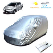 Body Cover for Toyota Etios - Silver