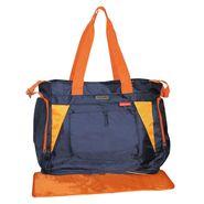 Wonderkids Navy Blue Baby Diaper Bag