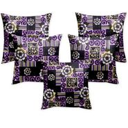 Set of 5  Designer Digital Print Cushion Cover -CH1037