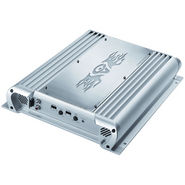 Branded 2 channel Car Amplifier With free Tweeters set & Aux cable