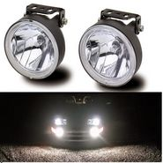 Combo of Car Safety FOG LIGHTS for Chevrolet Aveo