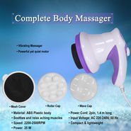 Complete Body Massager