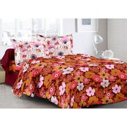 Valtellina 100% Cotton Double Bedsheet with 2 Pillow Cover-3020-B