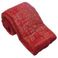 Jaipuri Print Cotton Double Bed Razai Quilt-DLI4DRZ314