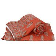 Set of 2 Jaipuri Print Cotton Single Bed Razai Quilt-DLI4SRZ1222