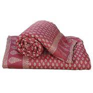 Set of 2 Jaipuri Print Cotton Single Bed Razai Quilt-DLI4SRZ1232