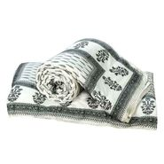 Set of 2 Jaipuri Print Cotton Single Bed Razai Quilt-DLI4SRZ1242