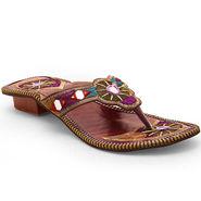 Branded Womens Sandal Multicolor -MO338