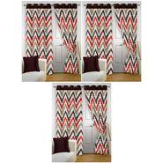 Storyathome Set of 6 Door curtain-7 feet-DTZ_3-1005