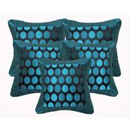 Set of 5 Dekor World Design Cushion Cover-DWCC-12-021-5