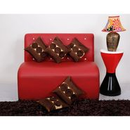 Set of 5 Dekor World Design Cushion Cover-DWCC-12-085