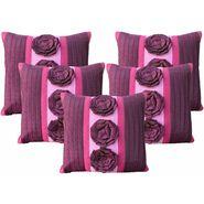 Set of 5 Dekor World Design Cushion Cover-DWCC-12-086