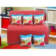 Dekor world Digital Cushion Collecetion (Pack of 5 Pcs)-DWCC-12-166-5