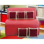 Dekor world Digital Cushion Collecetion (Pack of 5 Pcs)-DWCC-12-167-5
