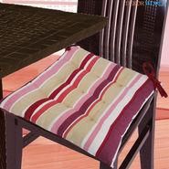 Dekor World Cotton Printed Chair Pad-DWCP-037