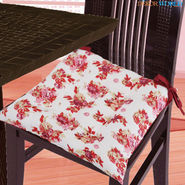Dekor World Cotton Printed Chair Pad-DWCP-041