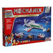 Set Of 301Pcs Metal Mechanix 5 for Kids