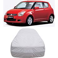 Digitru Car Body Cover for Maruti Suzuki Swift - Silver