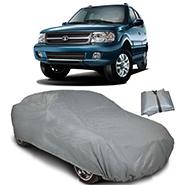 Digitru Car Body Cover for Tata Safari - Dark Grey