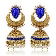 Branded Gold Plated Artificial Earrings_Er30016g