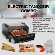 Electric Tandoor Combo