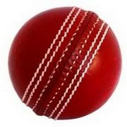 Facto Power Two Piece Cricket Leather Ball (6 Balls)