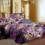 Story @ Home Purple 1 Double Queen size Dohar/AC Quilt-FB1215