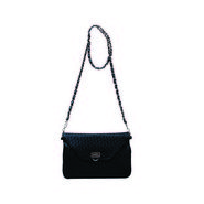 Fostelo PU Sling Bag FSSB-06 - Black