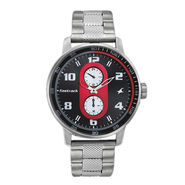 Fastrack Analog Watch For Men_Ft09 - Black