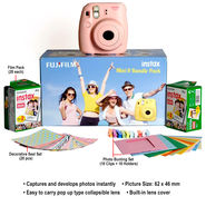 FUJIFILM Instax Mini 8 Bundle Box