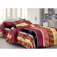 Storyathome 100% Cotton Single Bedsheet with 1 Pillow Cover-FY1216