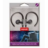 Maxell - HB-375 Stereo Wrap-Around Head Buds w/Volume control - Pack of 2