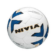 Nivia Shining Star Football - White