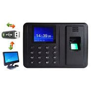 Gadget Hero's Biometric Fingerprint Based Time & Attendance System Machine USB Plug & Play