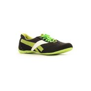 Ultimate PU Sports  GSB_S-5_Black-Green -  Black