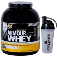 GXN Advance Armour Whey 7 Lb (3.17kgs) Strawberry Flavor + Free Protein Shaker