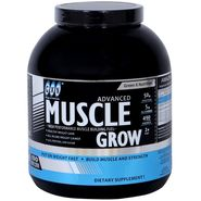 GXN Advance Muscle Grow 4 Lb (1.81kg) Vanilla Flavor