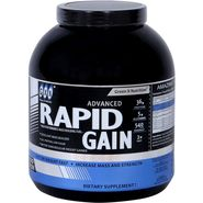 GXN Advance Rapid Gain 6 Lb (2.27kgs) Vanilla Flavor