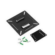 Gadget Hero Fixed Wall Mount Bracket Kit For 14 inch - 32 inch LED LCD Plasma TV Monitor TFT Screen Panel (Black)