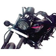 AutoStark Heavy Metal Head Light Grill For Bajaj Avenger Street 150
