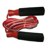 Facto Power Grip Skipping Rope With Bearing