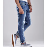 Guess Slim Fit Cotton Jeans For Men_Glb - Light Blue